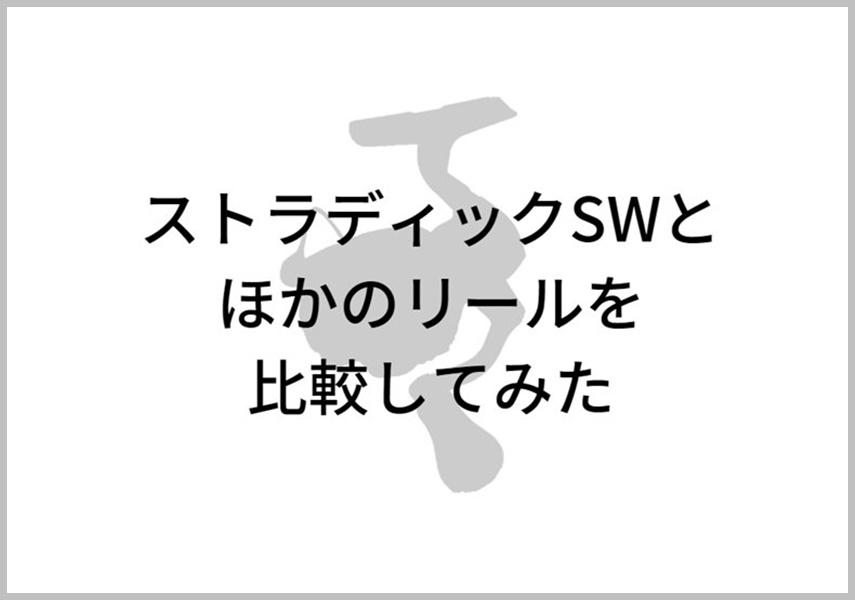 ストラディックSWのイメージ画像
