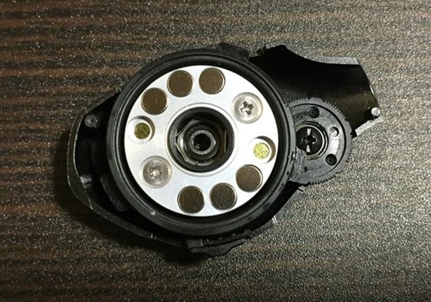 ZPIスプール・ブレーキユニットの画像