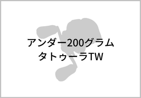 タトゥーラTWのイメージ画像