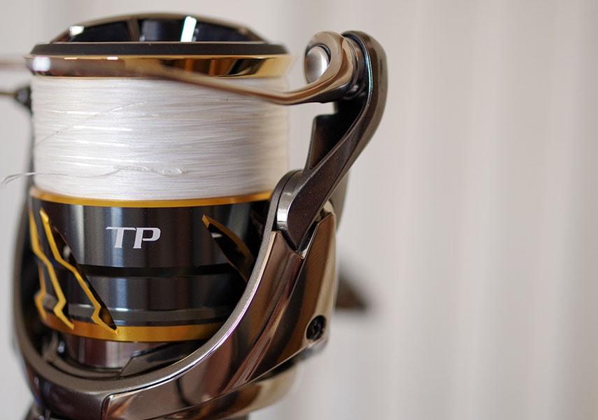 シーバスリールのローターの画像